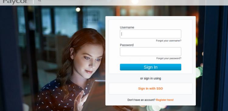 paycor secure login